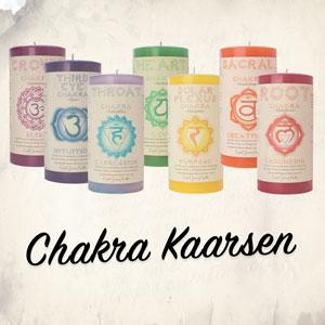 Chakra Kaarsen