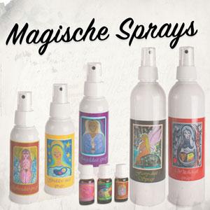 Magische Sprays